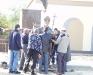 ustawianie Pomnika 16.10.2007 r.