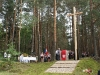 Poświęcenie krzyża 15.08.2011